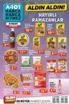 A101 8 Nisan 2021 Ramazan Kataloğu