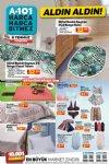 A101 8 Temmuz 2021 Ev Tekstili ve Giyim Kataloğu