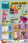 A101 9 Ağustos 2018 İndirimleri - Temizlik ve Kişisel Bakım Ürünleri