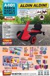 A101 9 Eylül 2021 Aldın Aldın Kataloğu - Drift Model Akülü Araba