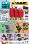 A101 9 Mayıs 2019 Aktüel Ürün Kataloğu - Roboom Valiz Çeşitleri