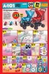 A101 9 Nisan 2015 Aktüel Ürünler Kataloğu - Bebek Arabası