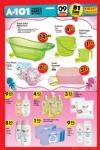 A101 9 Nisan 2015 Aktüel Ürünler Kataloğu - Bebek ürünleri
