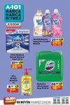 A101 9 Ocak - 15 Ocak 2021 Temizlik Ürünleri İndirimi