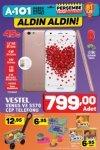 A101 9 Şubat 2017 Katalogu - Vestel Venüs V3 Cep Telefonu