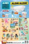 A101 9 Temmuz 2020 Fırsatları - Şeffaf Bebek Küveti