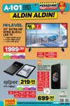 A101 Aktüel 1 Mart 2018 Katalogu - Xiaomi Redmi 5A Cep Telefonu