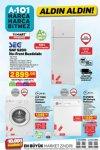 A101 Aktüel 11 Mart 2021 Kataloğu - SEG No-Frost Buzdolabı