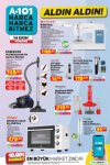 A101 Aktüel 14 Ekim 2021 Kataloğu - Samsung Cyclone Süpürge