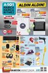 A101 Aktüel 14 Mayıs 2020 Kataloğu - SEG Çamaşır Makinesi