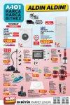 A101 Aktüel 15 Nisan 2021 Kataloğu - Samsung Cyclone Süpürge