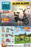 A101 Aktüel 15 Temmuz 2021 Kataloğu - Volta VSA Elektrikli Bisiklet