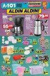 A101 Aktüel 16 Şubat 2017 Katalogu - Filtre Kahve Makinesi