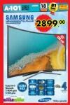 A101 Aktüel 18 Ağustos 2016 Katalogu - Samsung Curved Led Tv