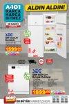 A101 Aktüel 19 Kasım 2020 Kataloğu - SEG Bulaşık Makinesi