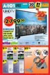 A101 Aktüel 20 Ağustos 2015 Katalogu - Samsung 55JU6070 Led Tv
