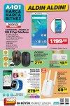 A101 Aktüel 20 Eylül 2018 Kataloğu - GM 8 Cep Telefonu