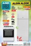A101 Aktüel 22 Temmuz 2021 Kataloğu - SEG No-Frost Buzdolabı