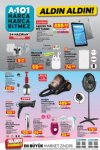 A101 Aktüel 24 Haziran 2021 Kataloğu - Lenovo Tab M7 Tablet