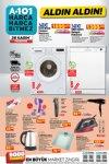 A101 Aktüel 26 Kasım 2020 Kataloğu - SEG Bulaşık Makinesi