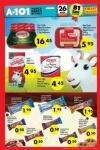 A101 Aktüel 26 Mart 2016 Cumartesi Katalogu - Kecheese Keçi Sütü