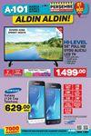 A101 Aktüel 26 Nisan 2018 Kataloğu - Samsung J120 Cep Telefonu