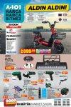 A101 Aktüel 29 Ekim 2020 Kataloğu - Motolux F5 Elektrikli Scooter