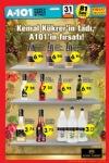 A101 Aktüel 31 Mart - 6 Nisan 2016 Katalogu - Kemal Kükrer