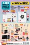 A101 Aktüel 5 Ağustos 2021 Kataloğu - Flavel Büro Tipi Buzdolabı