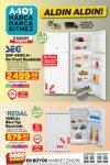 A101 Aktüel 5 Kasım 2020 Kataloğu - Regal Büro Tipi Buzdolabı