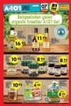 A101 Aktüel 7 Nisan 2016 Katalogu - Organik Ürünler