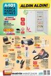 A101 Aktüel 9 Temmuz Kataloğu - Vestel Tost Makinesi