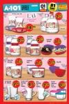 A101 Aktüel Ürünler - 01.10.2015 Katalogu - LAV Armoni - Mutfak Ürünleri