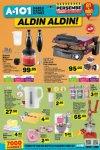 A101 Aktüel Ürünler 1 - 7 Şubat 2018 Kataloğu - Sinbo Tost Makinesi