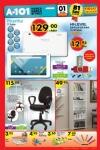 A101 Aktüel Ürünler 1 Eylül 2016 Katalogu - Piranha Tablet