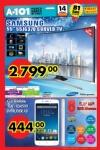 A101 Aktüel Ürünler 14 Nisan 2016 Katalogu - Samsung 55J6370 Curved Tv