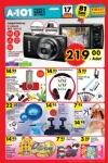 A101 Aktüel Ürünler 17 Aralık 2015 Katalogu - Canon IXUS 160-162