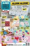 A101 Aktüel Ürünler 18 Ekim Kataloğu - Bebek Giyim ve Bakım Ürünleri