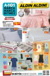 A101 Aktüel Ürünler 18 Haziran 2020 Kataloğu - Ev Tekstili Ürünleri