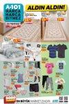 A101 Aktüel Ürünler 23 Temmuz 2020 Kataloğu - Ev Tekstili