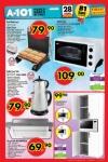 A101 Aktüel Ürünler 28 Nisan 2016 Katalogu - Luxell Mini Fırın