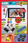 A101 Aktüel Ürünler 3 Aralık 2015 Broşürü - Vestel ECO III Tablet