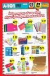 A101 Aktüel Ürünler 3 Eylül 2015 Katalogu - Kırtasiye Ürünleri