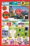 A101 Aktüel Ürünler 8 Eylül 2016 Katalogu - HI-LEVEL 40HL500 Led Tv