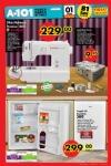 A101 Aktüel Ürünler Katalogu 1 Ekim 2015 - Tezgah Altı Buzdolabı