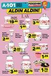 A101 Aldın Aldın 11 Mayıs 2017 Katalogu - LAV Ürünleri