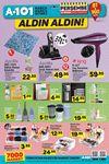 A101 Aldın Aldın 12 Nisan 2018 Kataloğu - King Saç Kurutma Makinesi