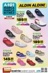A101 Aldın Aldın 9 Nisan 2020 Kataloğu - Crocs Terlik Çeşitleri
