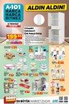 A101 Aldın Aldın 9 Temmuz Perşembe - Mutfak Ürünleri Kataloğu