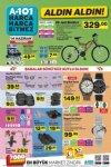A101 Bisiklet ve Babalar Günü 14 Haziran 2018 Kampanyası